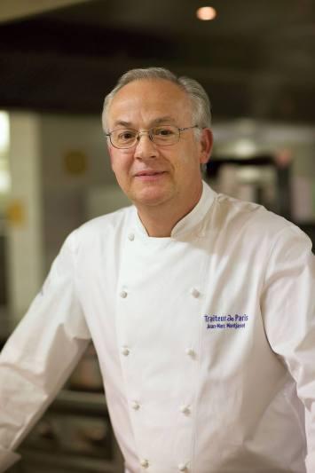 Chef Jean-Marc Montjarret