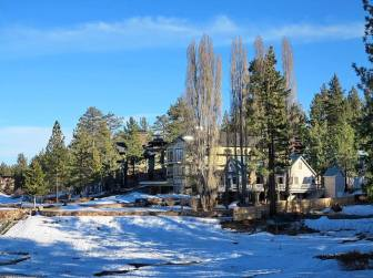 Cabin in Big Bear