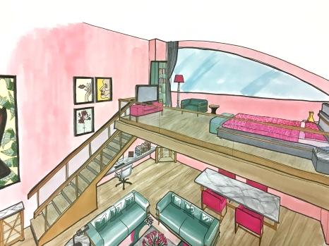 Loft Sketch 2 pt by Mind Pachimsawat 1