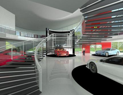 car showroom by mind pachimsawat 1