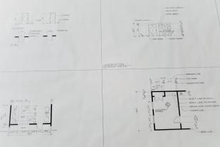 Interior Design Hand Drafting 3