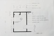 Interior Design Hand Drafting 6