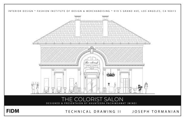 The Colorist Salon - cover